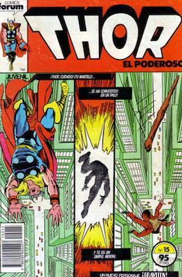 Thor, el Poderoso (1983-1987) #15
