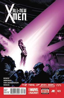 All-New X-Men (Comic Book) #23