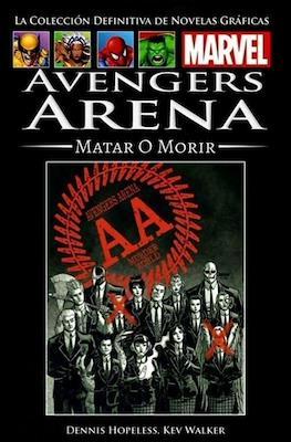 La Colección Definitiva de Novelas Gráficas Marvel (Cartoné) #144