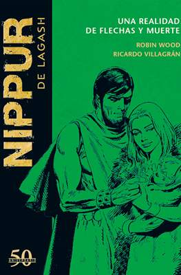Nippur de Lagash. 50 Aniversario (Cartoné 90 pp, 21x29,5 cm) #34