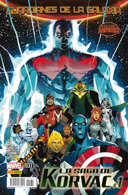 Guardianes de la Galaxia (2013-) (Grapa) #31