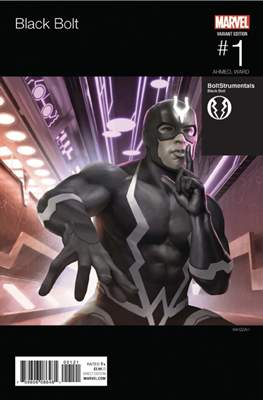 Black Bolt (Variant Covers) #1.4