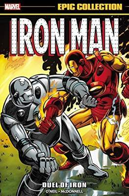 Iron Man Epic Collection (Softcover) #11