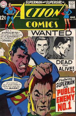 Action Comics Vol. 1 (1938-2011; 2016-) (Comic Book) #374