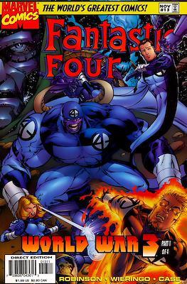 Fantastic Four Vol. 2 (Comic Book) #13