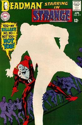 Strange Adventures (Comic Book) #211