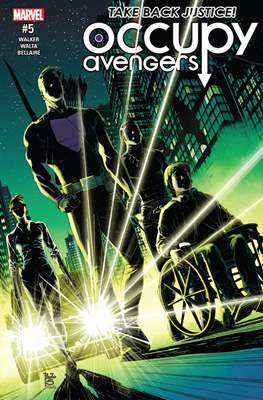Occupy Avengers (2016-2017) (Comic-book) #5