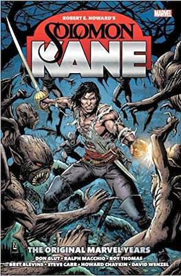 Solomon Kane: The Original Marvel Years