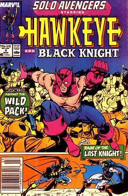 Solo Avengers / Avengers Spotlight (Comic book) #4