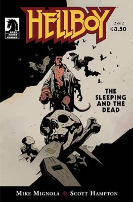 Hellboy (Comic-book) #52