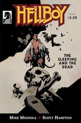 Hellboy (Comic-book) #52