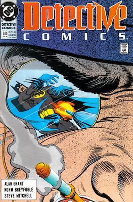 Detective Comics Vol. 1 (1937-2011; 2016-) (Comic Book) #611