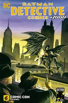 Detective Comics #1000 Comic Con Colombia