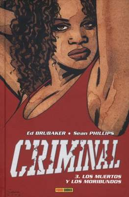 Criminal (Cartoné) #3