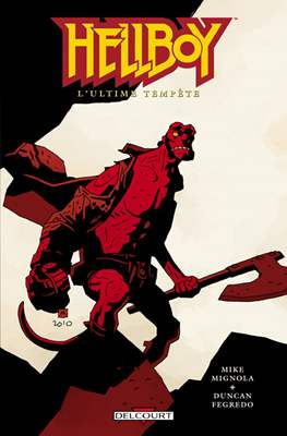 Hellboy (Cartonné) #13
