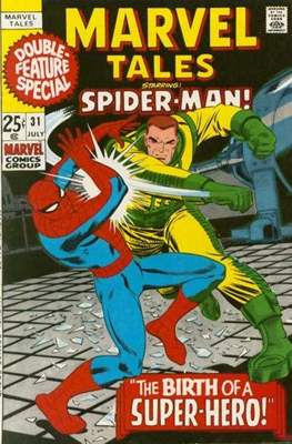 Marvel Tales (Comic Book) #31