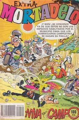 Extras numerados (1981-1985) (Grapa) #12