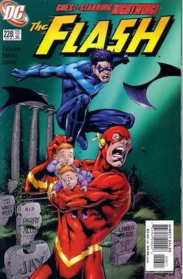 The Flash Vol. 2 (1987-2006) (Comic Book) #228