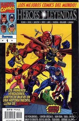 Heroes y Leyendas (1997-1998) (Grapa 48 pp) #2