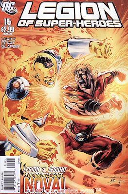 Legion of Super-Heroes Vol. 6 (2010-2011) (Comic-book) #15