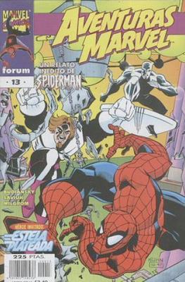 Aventuras Marvel (Grapa 24 pp) #13