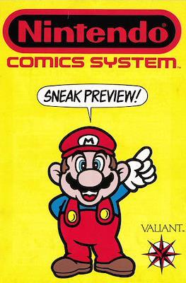 Nintendo Comics System Sneak Preview!
