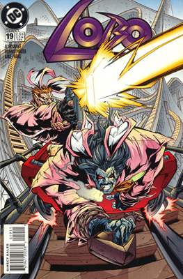 Lobo Vol. 2 (1993 - 1999 Grapa) #19
