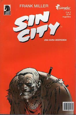 Sin City : Una Dura Despedida (Rústica) #2