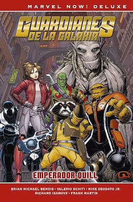 Guardianes de la Galaxia. Marvel Now! Deluxe #4