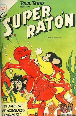 El Super Ratón (Grapa) #38