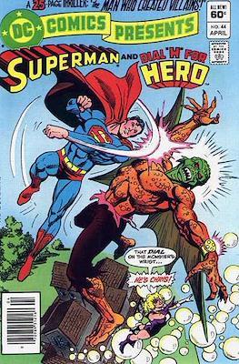 DC Comics Presents: Superman (Grapa) #44