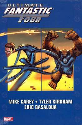 Ultimate Fantastic Four (Hardcover) #6