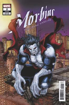 Morbius: The Living Vampire Vol. 3 (Variant Cover) #2.1