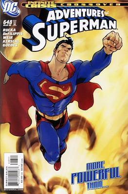 Superman Vol. 1 / Adventures of Superman Vol. 1 (1939-2011) (Comic Book) #648