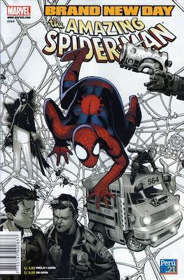 The Amazing Spider-Man (Grapas) #564