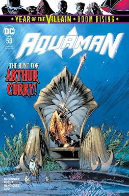 Aquaman Vol. 8 (2016-) (Comic Book) #53