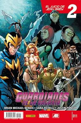 Guardianes de la Galaxia (2013-) (Grapa) #11