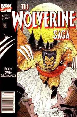 The Wolverine Saga (Softcover) #1