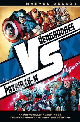 VvX: Los Vengadores Vs. La Patrulla-X. Marvel Deluxe (Cartoné 200-264 pp) #0