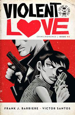 Violent Love (Comic-book) #6