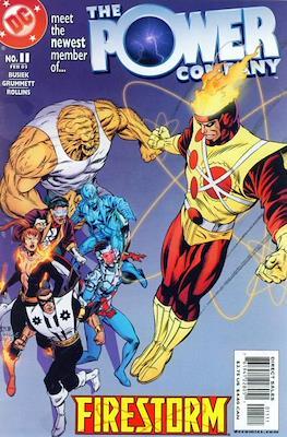 The Power Company (Comic Book) #11