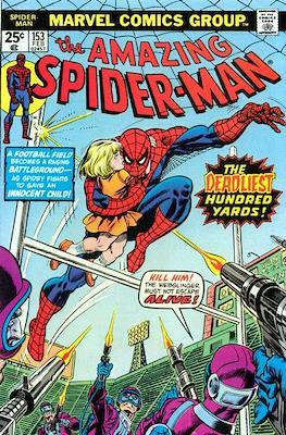 The Amazing Spider-Man Vol. 1 (1963-2007) (Comic-book) #153