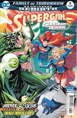 Supergirl Vol. 7 (2016-) (Comic-book) #8