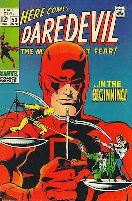 Daredevil Vol. 1 (1964-1998) (Comic Book) #53