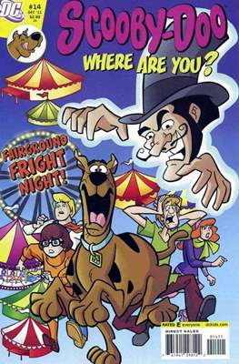 Scooby-Doo! Where Are You? (Comic Book) #14