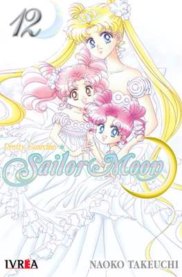 Pretty Guardian Sailor Moon (Rústica) #12