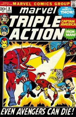 Marvel Triple Action Vol 1 (Comic-book.) #8