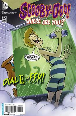 Scooby-Doo! Where Are You? (Comic Book) #32