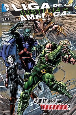 Liga de la Justicia de América (Grapa) #3