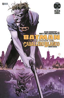 Batman: La maldición del Caballero Blanco #5